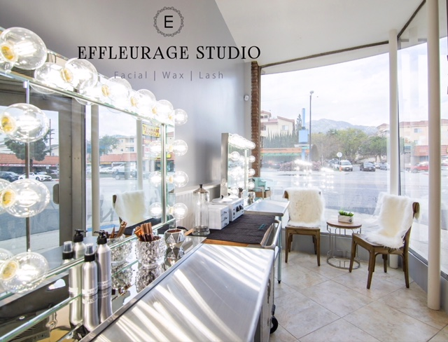 About Effleurage inside