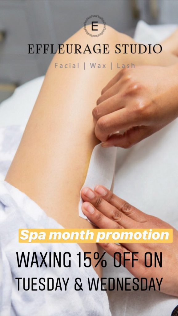spa month promo