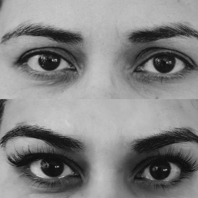 Classic Lash Ext by: Marianna Hill