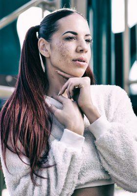 Makeup & Hair by: Stephanie Riley